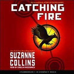 ������ ������� / Suzanne Collins.  ������������� (�������� ����-2)/ Catching Fire (���������� / Audio)
