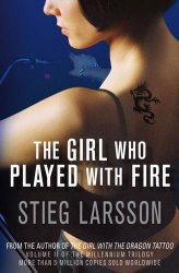 Stieg Larsson / Стиг Ларссон.  The Girl Who Played with Fire / Девушка которая играла с огнем (Аудиокнига / Аudio)