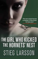Stieg Larsson / ���� �������.  The Girl Who Kicked the Hornet's Nest / �������, ������������� ������ ������ (���������� / �udio)+ PDF