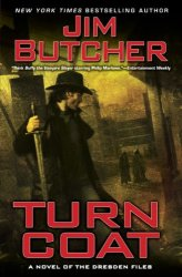 Jim Butcher / ���� ������. Turn Coat / ������� (����������)
