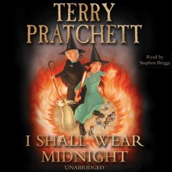 Terry Pratchett / ����� ��������. I Shall Wear Midnight / � ������ ������ (Audio+RTF/����������)