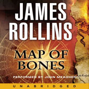 James Rollins / ������ �������. Map of Bones / ����� �������  (����������/ Audiobook)