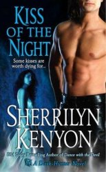 Sherrilyn Kenyon / �������� ������. Kiss of the Night / ������� ����  (Audio, ����������)