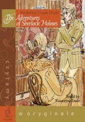 Arthur Conan Doyle. The Adventures of Sherlock Holmes (Activity Book)