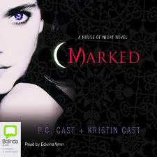 P.C. Cast, Kristin Cast. Marked / Меченая (Audiobooks / Аудиокнига)