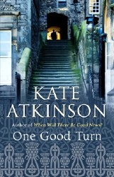 Kate Atkinson / ���� ��������. One Good Turn / ������� � ������� (Audio/����������)