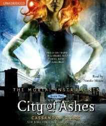 Cassandra Clare / ��������� ����. City of Ashes / ����� ����� (Audio/����������)