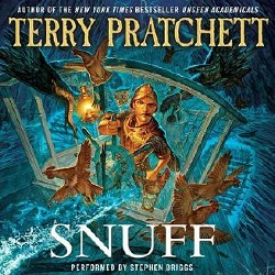 Terry Pratchett / Терри Пратчетт. Snuff / Понюшка (Audiobook /Аудиокнига)
