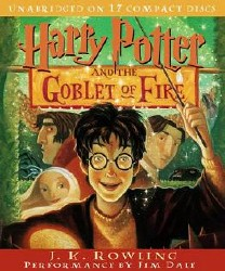 J.K. Rowling. Harry Potter and the Goblet of Fire / ����� ������ � ����� ���� (Audiobook)