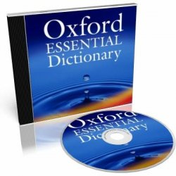 Oxford Essential Dictionary New. Словарь английского языка