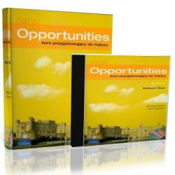 New Opportunities Beginner (с аудиокурсом)