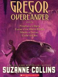 Suzanne Collins / ������ �������. Gregor the Overlander / ������ ��������� (Audiobook / ����������)