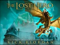 Rick Riordan / Рик Риордан. Heroes of Olympus: The Lost Hero / Герои Олимпа.Пропавший герой (Audio)