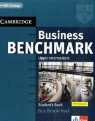 G. Brook-Hart. Business Benchmark Upper-Inermediate (с аудиокурсом)