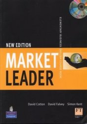 D. Cotton. Market Leader Elementary: New Edition (с аудиокурсом)