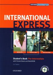 L. Tailor. International Express Pre-Intermediate (с аудиокурсом)