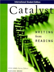 S. Jones. Catalyst 1-2. Writing from Reading (� �����������)