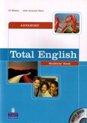 А. Crace. New Total English Advanced (с аудиокурсом)