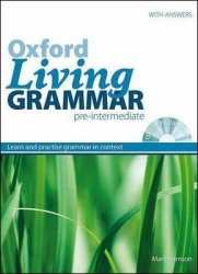 M. Harrison. Oxford Living Grammar Pre-Intermediate (с аудиокурсом)