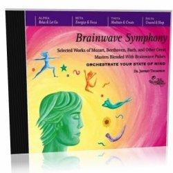 J. Thompson. Brainwave Symphony: 4 CD (������������� ��������������)