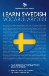 Innovative language. Learn Swedish. Vocabulary2001 (с аудиокурсом)