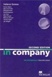 H. Gomm. In Company Pre-Intermediate: Second Edition  (с аудиокурсом)