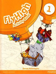 Jeanne Perrett, Charlotte Covill- Fly high 1. Aktivity Book