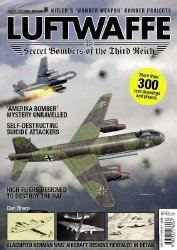 Sharp Dan - Luftwaffe: Secret Bombers of the Third Reich