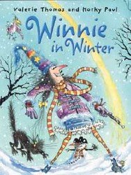 Valerie Thomas / Валери Томас. Winnie in winter / Винни зимой (audiobook)