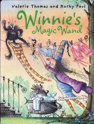 Valerie Thomas / Валери Томас. Winnie's Magic Wand / Волшебная палочка Винни (audiobook)
